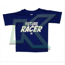 Kids Future Racer T-Shirt / Blue