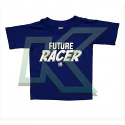 Kids Future Racer T-Shirt / Blue