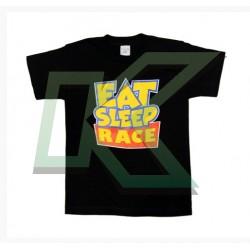Kids Cartoon T-Shirt / Black
