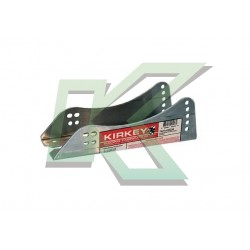 Rieles de aluminio para Butaca Kirkey