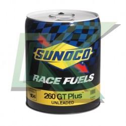 Sunoco 260GT Plus 110/104 Octanos / Sin Plomo / Oxigenada 4.5%