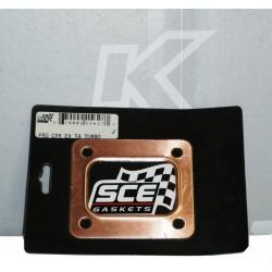 Empaque de cobre SCE - Turbo T4