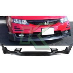Lip Frontal Civic 09-11 Sedan / Mugen Style