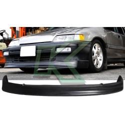 Lip Frontal Civic 88-91 Sedan-Stwagon / Cs Style