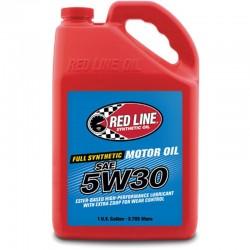 Aceite sintético de motor Red Line SAE 5W30 (3.785 L) / Galón