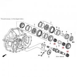 Rodamiento original Honda - Conversión 5ta-6ta k20 Type-R