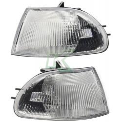Corner Light Civic 92-95 2-3 Puertas / Jdm Clear