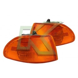 Corner Light Civic 92-95 Sedan / Jdm Amber