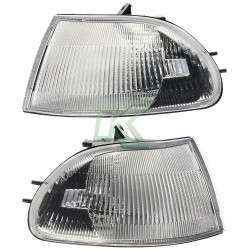 Corner Light Civic 92-95 Sedan / Jdm Clear