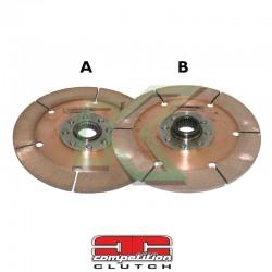 Disco de embrague (Lower)  Kit Twin Series CC / Serie K