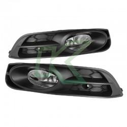 Neblineros Civic 12-13 Coupe (2 Puertas) / Color Clear