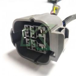 Conversor Distribuidor Obd2a (10 Pin) A Ramal De Motor Obd1