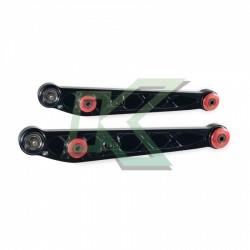Bandejas Traseras Inferiores Skunk2 Alpha Series - Negro / Ek