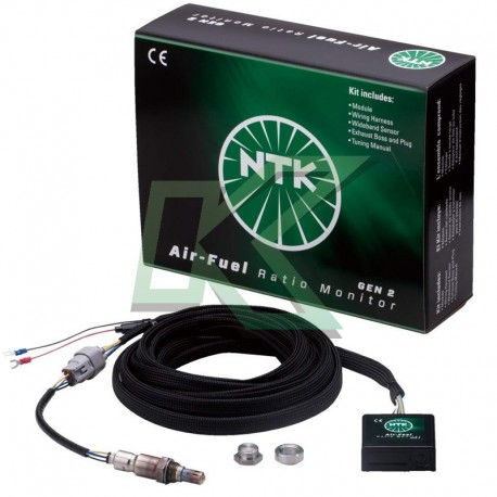 Kit wideband NTK - Gen 2/ AFR (Air Fuel Ratio)