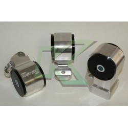 Kit de soportes Hasport Swap serie B Caja Hidráulica / Civic  - CRX 88-91