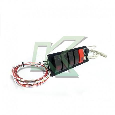 Botonera - Switch Panel Race Spec