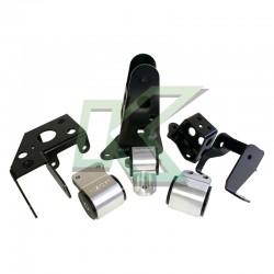 Kit se soportes Hasport Honda serie B-D (Lado distribución 2 Pernos)  / Civic 96-00