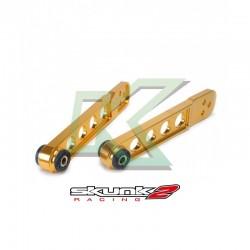 Bandejas Traseras Inferiores Skunk2 Pro Series - Gold / Dc5 - Rsx