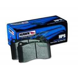 Integra TYPE R 98-00 / Pastillas delanteras Hawk HPS