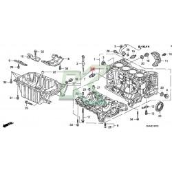 Sensor De Detonacion Original Honda / S2000 - Civic