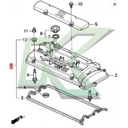 Kit Completo Empaques De Tapa De Valvula Original Honda / Serie H-F Vtec