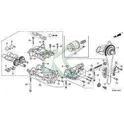 Tensor cadena bomba de aceite original HONDA / K20