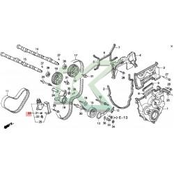 Tensor hidraulico original HONDA H22