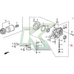 Bomba de aceite original Honda / Serie D 88-95