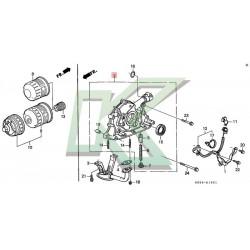 Bomba de aceite original Honda / Serie B