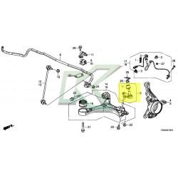 Rotula original honda / Civic SI 14-15