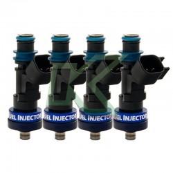 Kit de inyectores fuel INJECTOR CLINIC / Honda serie B-D-H / 1000cc