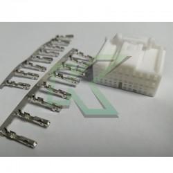 """Enchufe conector """"E"""" para ecu OBD2 / HONDA serie K"""