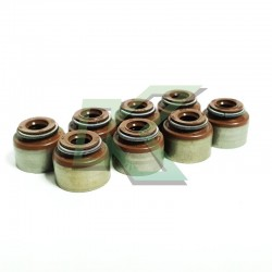 Retenes de valvula SUPERTECH (admision) 5.5mm / honda vtec