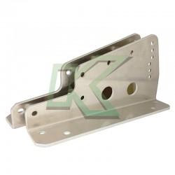 Rieles de aluminio para butaca KIRKEY / New model
