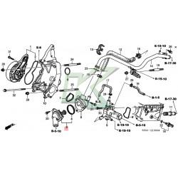 Termostato Original Honda / K20 (02-06)