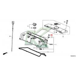 Coronita Honda Tapa De Valvulas 6mm