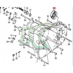 Reten De Palier Original Honda (40x62x8)