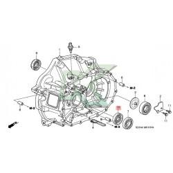 Reten de palier original Honda (28x43x7) / Serie K