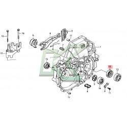 Reten de palier original Honda (28x41x7)