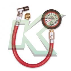 Medidor de aire externo Longacre 60 psi