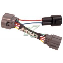 Conversor De Distribuidor Msd / Honda Obd2 A Obd1 (9 Pin)