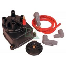 Tapa Y Rotor De Distribuidor Msd / Honda Serie B-D - Obd0