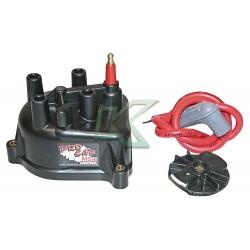 Tapa Y Rotor De Distribuidor Msd / Honda Integra Gsr 94-01