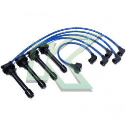 Cables De Bujia Ngk Honda Dohc Vtec / He65
