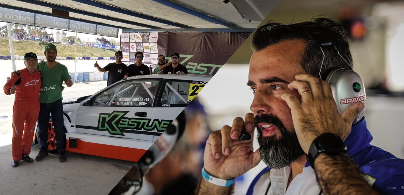 LUCIANO MONTI EN CHILE: APOYARÁ AL EQUIPO KBS TUNE EN EL CAMPEONATO ACDELCO